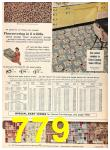 1958 Sears Fall Winter Catalog, Page 779