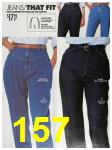 1991 Sears Spring Summer Catalog, Page 157