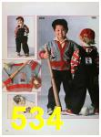 1988 Sears Fall Winter Catalog, Page 534