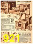1940 Sears Fall Winter Catalog, Page 921