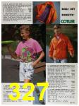 1991 Sears Spring Summer Catalog, Page 327