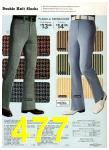 1975 Sears Spring Summer Catalog, Page 477