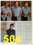 1985 Sears Spring Summer Catalog, Page 504