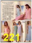 1983 Sears Spring Summer Catalog, Page 221
