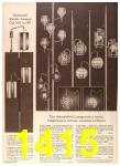 1964 Sears Spring Summer Catalog, Page 1415