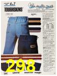 1987 Sears Spring Summer Catalog, Page 298