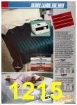 1986 Sears Spring Summer Catalog, Page 1215