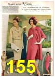 1962 Montgomery Ward Spring Summer Catalog, Page 155