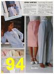 1985 Sears Spring Summer Catalog, Page 94