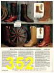 1978 Sears Fall Winter Catalog, Page 352