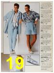 1987 Sears Spring Summer Catalog, Page 19