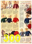1940 Sears Fall Winter Catalog, Page 300