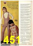 1969 Sears Fall Winter Catalog, Page 451
