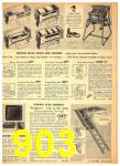 1949 Sears Spring Summer Catalog, Page 903