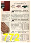1958 Sears Fall Winter Catalog, Page 772