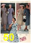 1958 Sears Spring Summer Catalog, Page 50