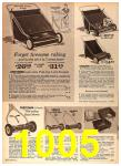 1964 Sears Spring Summer Catalog, Page 1005