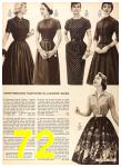 1956 Sears Fall Winter Catalog, Page 72