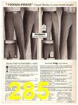 1969 Sears Fall Winter Catalog, Page 285