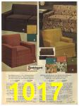 1965 Sears Fall Winter Catalog, Page 1017