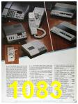 1985 Sears Fall Winter Catalog, Page 1083