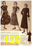 1949 Sears Spring Summer Catalog, Page 129