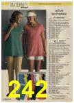 1979 Sears Spring Summer Catalog, Page 242