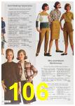 1964 Sears Fall Winter Catalog, Page 106