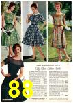 1962 Montgomery Ward Spring Summer Catalog, Page 88