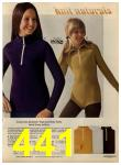 1972 Sears Fall Winter Catalog, Page 441