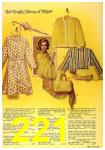 1964 Sears Spring Summer Catalog, Page 221