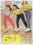 1988 Sears Fall Winter Catalog, Page 578