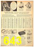 1949 Sears Spring Summer Catalog, Page 643