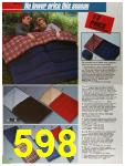 1986 Sears Fall Winter Catalog, Page 598