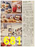 1987 Sears Fall Winter Catalog, Page 681