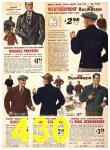 1940 Sears Fall Winter Catalog, Page 430