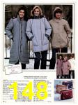 1983 Sears Fall Winter Catalog, Page 148