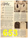 1956 Sears Fall Winter Catalog, Page 653
