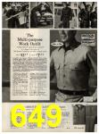 1972 Sears Fall Winter Catalog, Page 649