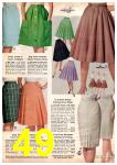 1962 Montgomery Ward Spring Summer Catalog, Page 49
