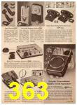 1961 Sears Christmas Book, Page 363