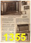 1963 Sears Fall Winter Catalog, Page 1355