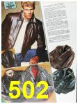 1985 Sears Fall Winter Catalog, Page 502
