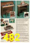 1982 Montgomery Ward Christmas Book, Page 482