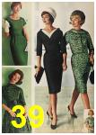 1962 Sears Fall Winter Catalog, Page 39