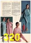 1965 Sears Fall Winter Catalog, Page 320