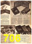 1962 Sears Fall Winter Catalog, Page 706