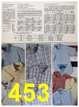 1985 Sears Spring Summer Catalog, Page 453