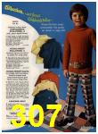 1972 Sears Fall Winter Catalog, Page 307