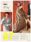 1958 Sears Fall Winter Catalog, Page 87